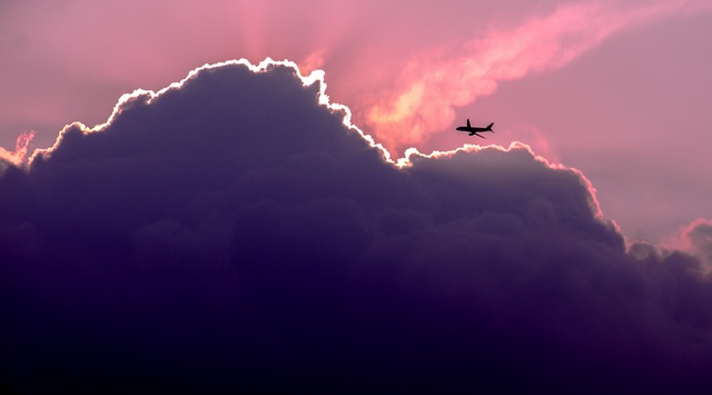Reporting Encounters with Turbulence in Flight
